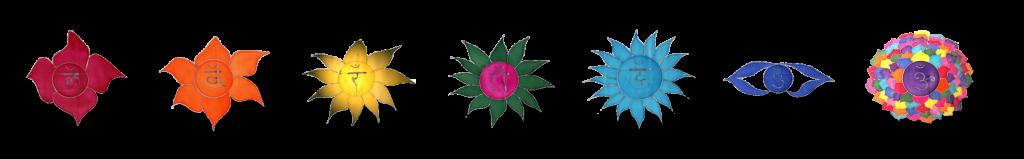 Chakrasymbole bei www.stimmgabel.at