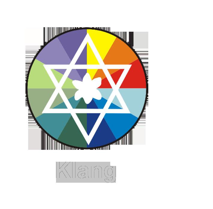 KLANG BILD Webbutton Klang
